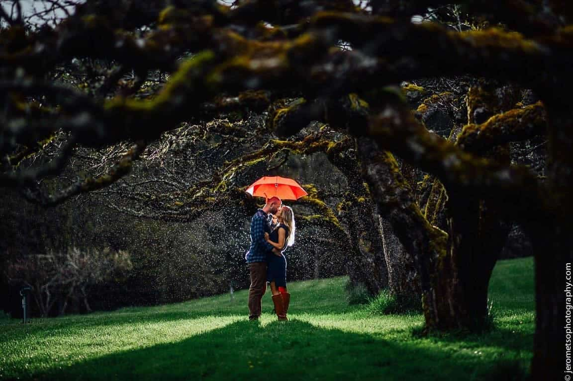 1920w-Engaged couple in the rain