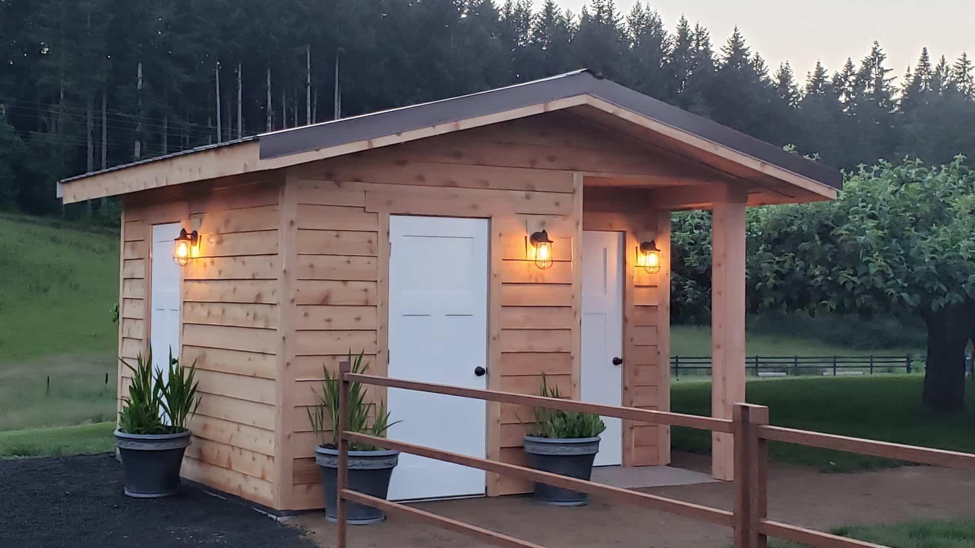 Wedding Venue Restrooms